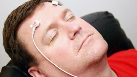 Man-with-Electrodes